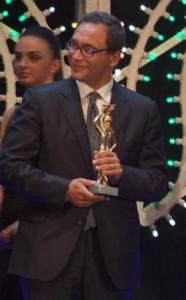 Riccardo Erbi al Premio Barocco 2013